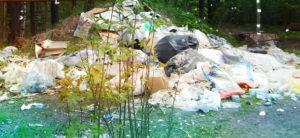Оплата за вывоз мусора в частном секторе