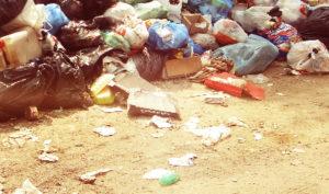 Вывоз мусора контейнером в Ивантеевке