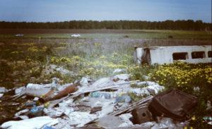 Вывоз мусора в Михнево контейнером