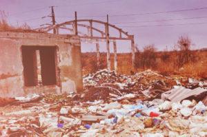 Вывоз мусора в Серпухове контейнером