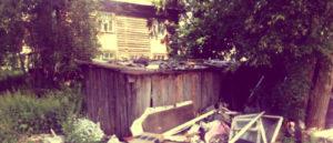 Вывоз мусора в Ильинском