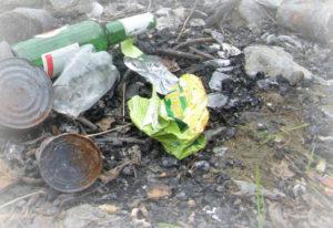 Вывоз мусора в Крекшино